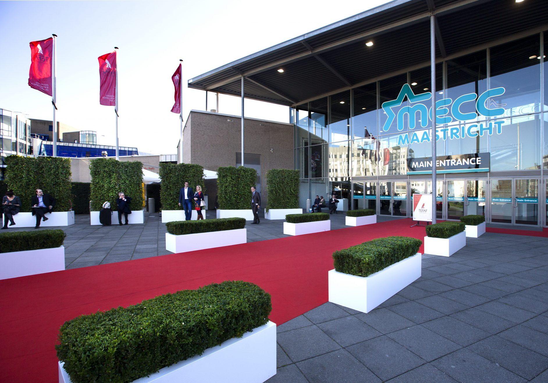 MECC Maastricht Exterieur Entree 5